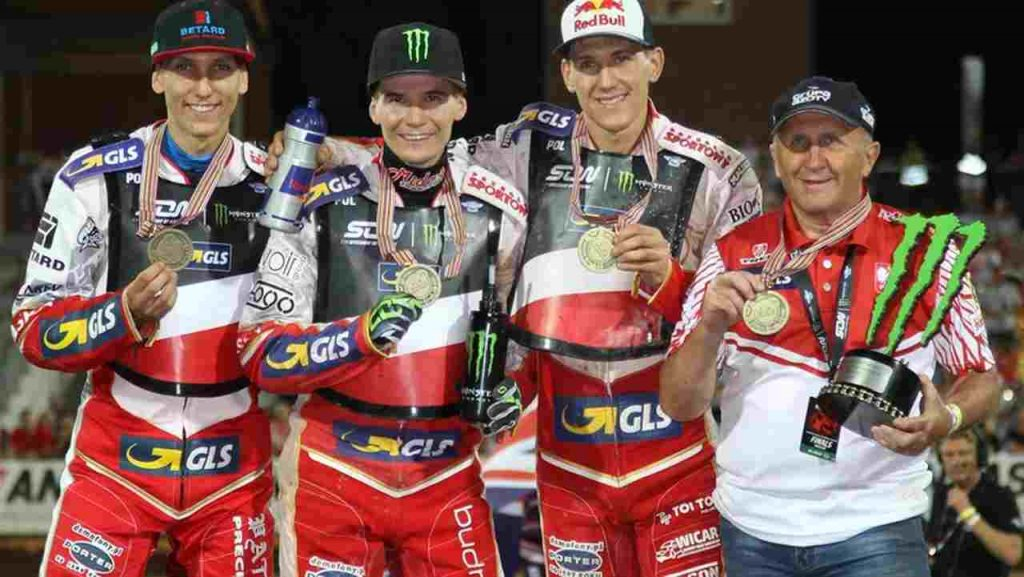 Polacy z brązowymi medalami turnieju Speedway of Nations