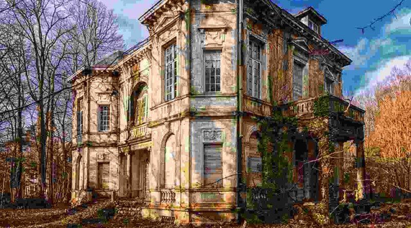 Urban exploration- namacalna historia