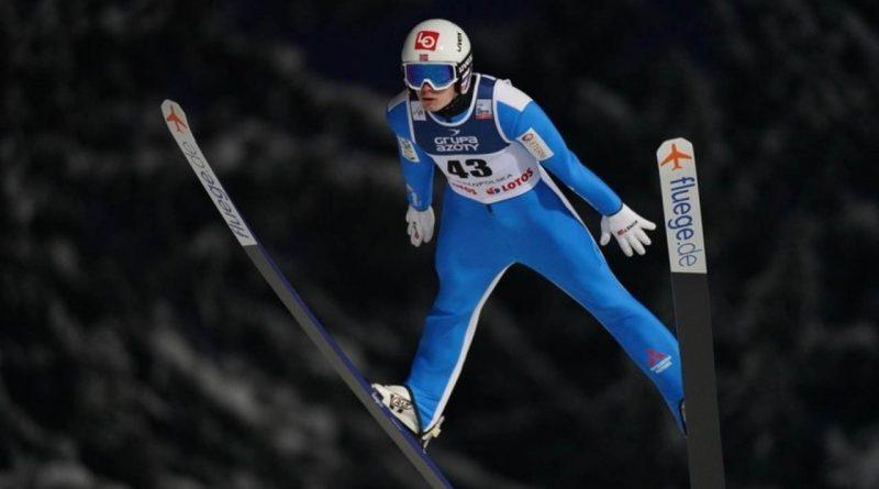 PŚ w Zakopanem: Lindvik liderem, Stękała piąty