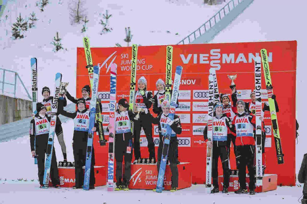 Rumuńskie skoki: Stoch drugi, w mikście najlepsza Norwegia