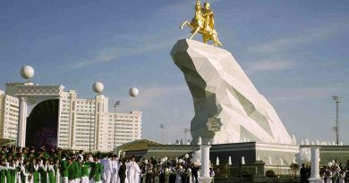 W poszukiwaniu wolności- Turkmenistan