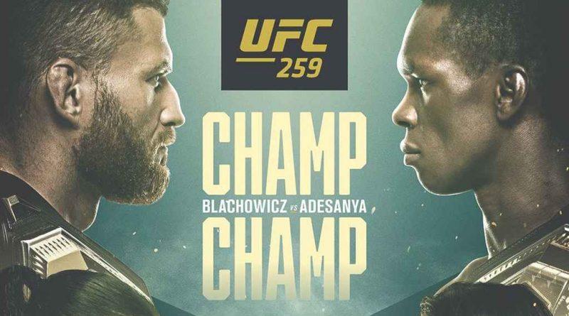 Podsumowanie emocjonującej gali UFC 259