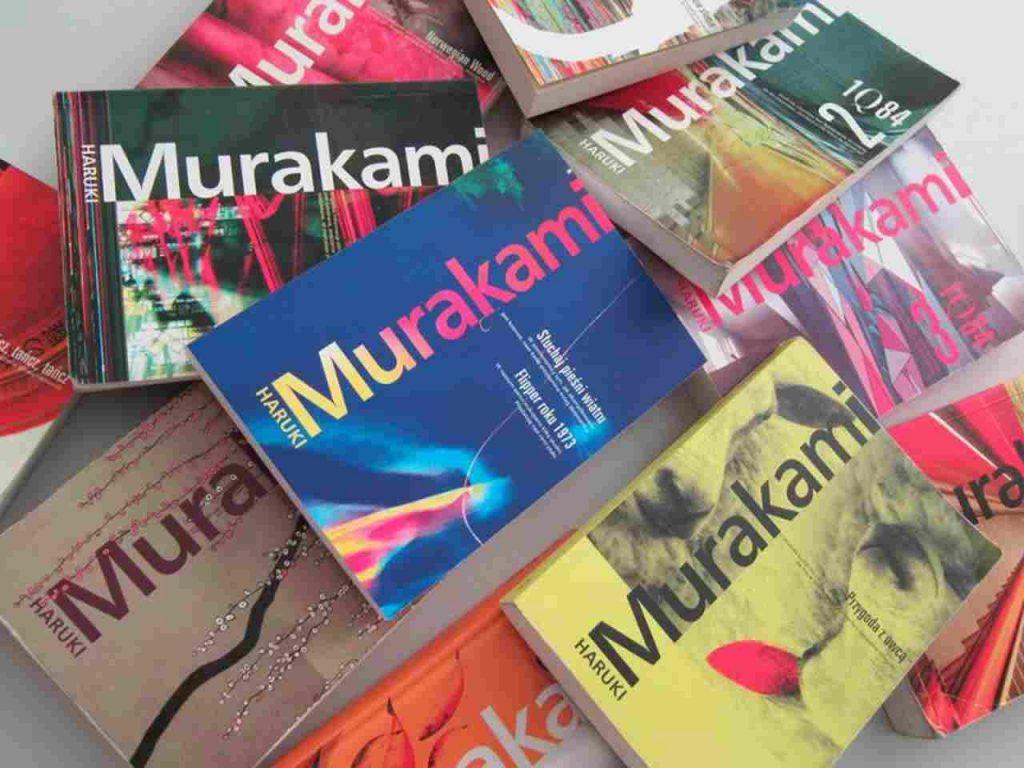 Polskie wydania książek Murakamiego