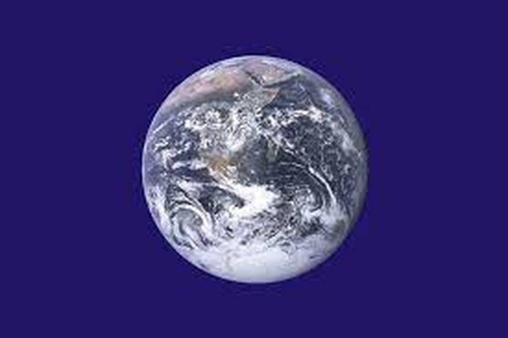 Flaga Międzynarodowego Dnia Ziemi